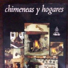Libros antiguos: CHIMENEAS Y HOGARES.. Lote 55864620