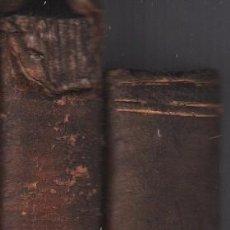 Libros antiguos: TRATADO DE GEOGRAFIA DESCRIPTIVA , SOMBRAS , TOPOGRAFICO ... - 2 TOMOS / MUNDI-1433. Lote 55897077