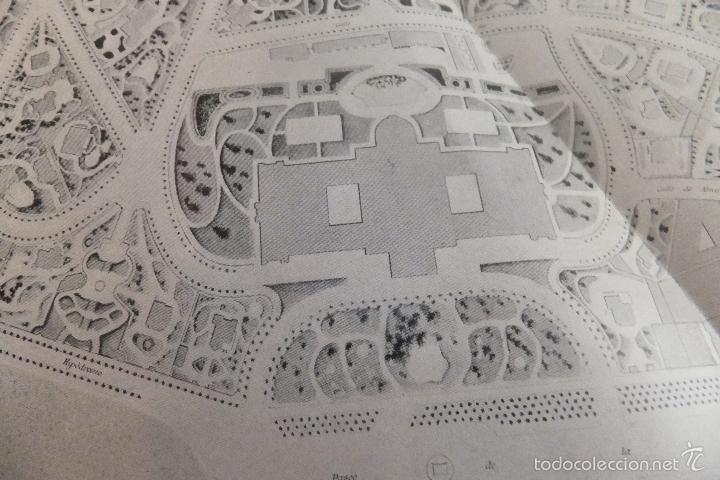 Libros antiguos: Emilio Alba Proyecto Urbanización Ensanche Villa y Corte ,con plano. Ayuntamiento Madrid 1917 - Foto 10 - 56334969