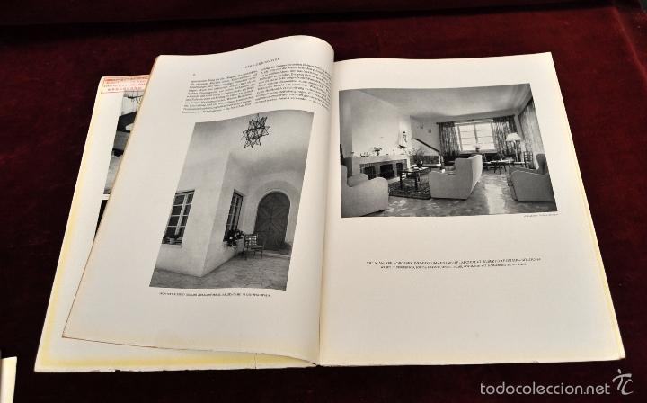 Libros antiguos: LOTE DE 19 REVISTAS ALEMANAS DE DECORACION Y INTERIORISMO. AÑOS 30 Y 40. INNEN DEKORATION - Foto 4 - 58390210