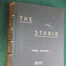 Libros antiguos: THE STUDIO 1.906 ARTE, LÁMINAS.. Lote 59203950