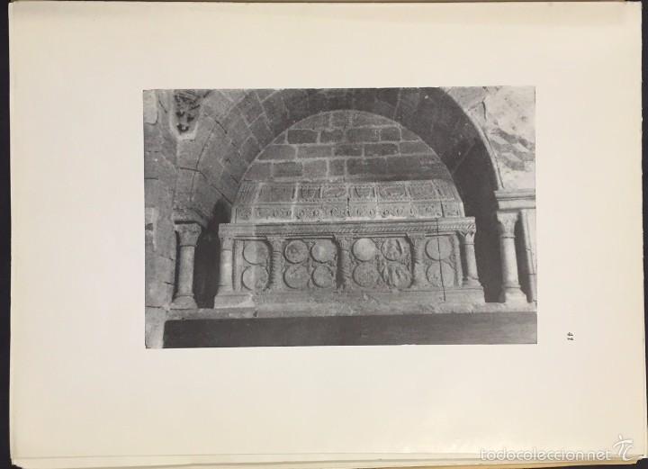 Libros antiguos: LAS SEPULTURAS EN SANTES CREUS DE LOS NOBLES FALLECIDOS EN LA CONQUISTA DE MALLORCA. - Foto 3 - 60521219