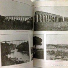 Libros antiguos: ACUEDUCTOS (C. 1910) ESPASA. (ACUEDUCTOS PRIMITIVOS, ROMANOS, MEDIEVALES, MODERNOS... SERVIDUMBRE DE. Lote 61673220