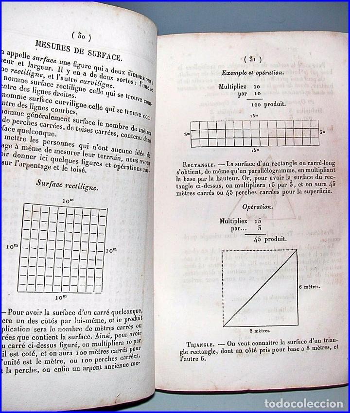 A o 1835 tratado de topograf a y medici n con comprar for Libro medidas arquitectura