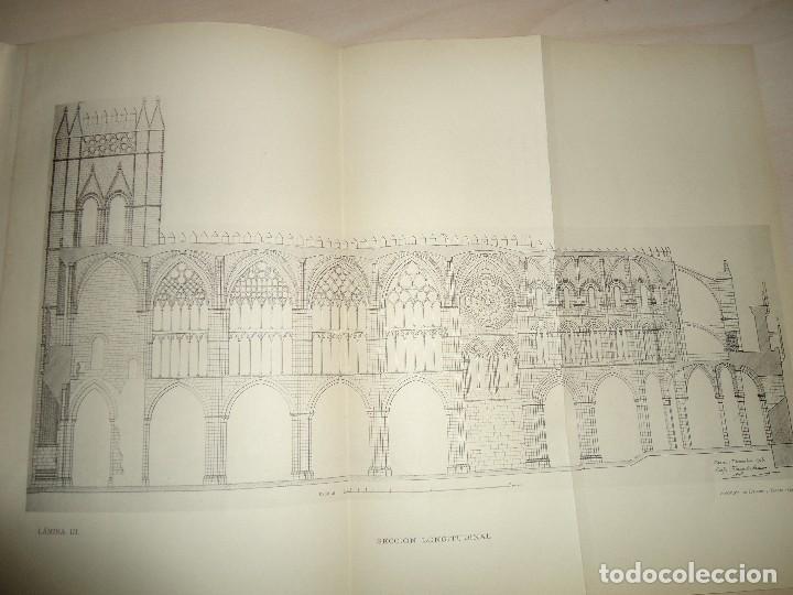 LA CATEDRAL DE ÁVILA - ADOLFO FERNÁNDEZ CASANOVA Y FIDEL FITA COLOMER - 1914 (Libros Antiguos, Raros y Curiosos - Bellas artes, ocio y coleccion - Arquitectura)