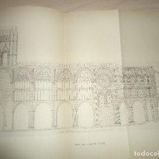 Libros antiguos: LA CATEDRAL DE ÁVILA - ADOLFO FERNÁNDEZ CASANOVA Y FIDEL FITA COLOMER - 1914. Lote 64769007