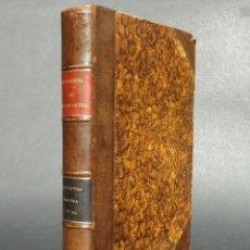 1875 LAS BELLAS ARTES. HISTORIA DE LA ARQUITECTURA, LA ESCULTURA Y LA PINTURA.