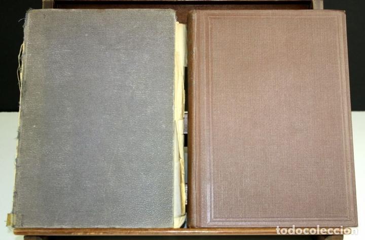 Libros antiguos: 8170 - PUENTES DE FÁBRICA Y HORMIGÓN ARMADO. TOMOS I Y II(VER DESCRIP). RIBERA. 1925/30. - Foto 2 - 66440222