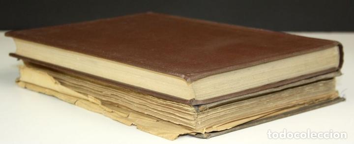 Libros antiguos: 8170 - PUENTES DE FÁBRICA Y HORMIGÓN ARMADO. TOMOS I Y II(VER DESCRIP). RIBERA. 1925/30. - Foto 8 - 66440222