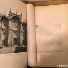 Libros antiguos: 1886 ALLEN THE GREAT CATHEDRALS OF THE WORLD OBRA MONUMENTAL 45X32 CM. 130 FOTOGRABADOS - CATEDRALES. Lote 68996273