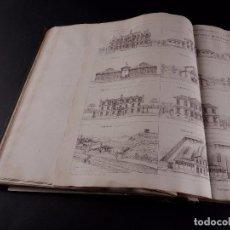Libros antiguos: ANNALES DE LA CONSTRUCCION 1878. Lote 69836273