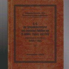 Libros antiguos: CATALOGUE DES VERRES COULES ( VIDRIOS IMPRESOS).SAINT GOBAIN, CHAUNY & CIREY.STOLBERG.1922. Lote 72454279