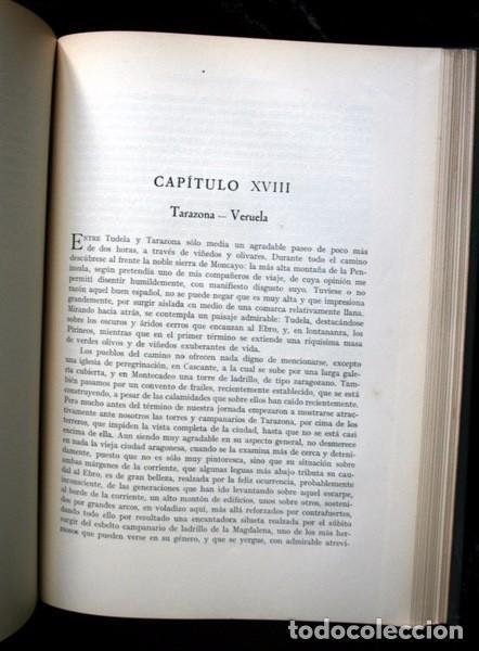Libros antiguos: LA ARQUITECTURA GOTICA EN ESPAÑA - STREET - con GRABADOS - Foto 9 - 73716475