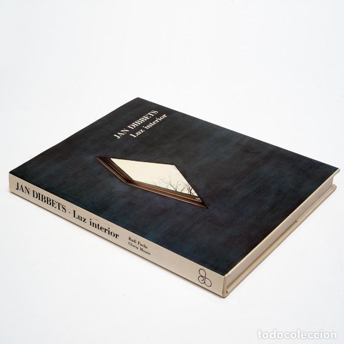 Libros antiguos: Jan Dibbets - Luz interior : obras sobre arquitectura, 1969-1990 - Foto 2 - 74624135