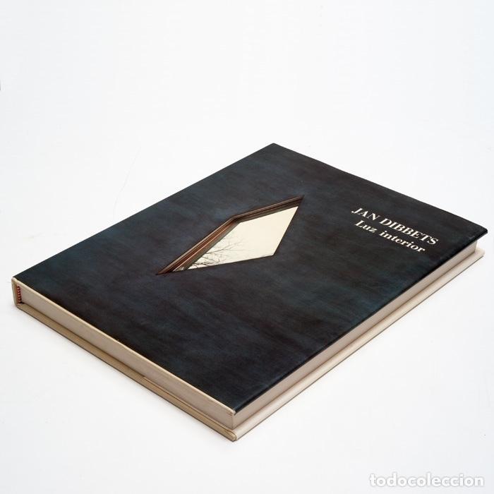 Libros antiguos: Jan Dibbets - Luz interior : obras sobre arquitectura, 1969-1990 - Foto 3 - 74624135