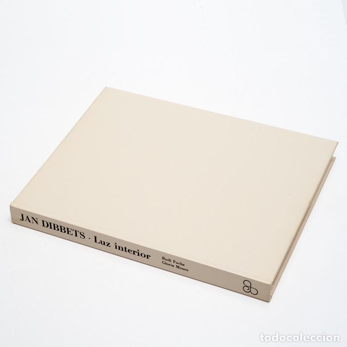 Libros antiguos: Jan Dibbets - Luz interior : obras sobre arquitectura, 1969-1990 - Foto 4 - 74624135