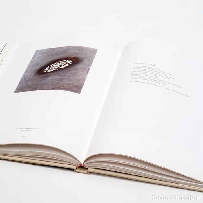 Libros antiguos: Jan Dibbets - Luz interior : obras sobre arquitectura, 1969-1990 - Foto 5 - 74624135