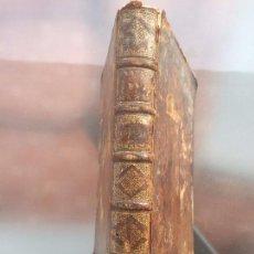 Libros antiguos: LES TRAVAUX DE MARS OU L'ART DE LA GUERRE. MALLET, ALLAIN MANESSON. PARIS 1ª EDICIÓN 1684 TOMO II. Lote 75124727