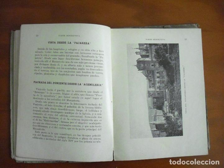 Libros antiguos: L-022 GUIA ILUSTRADA DEL MONASTERIO DE NTRA. SRA. GUADALUPE 1927 THOMAS .BARCELONA - Foto 3 - 75492967
