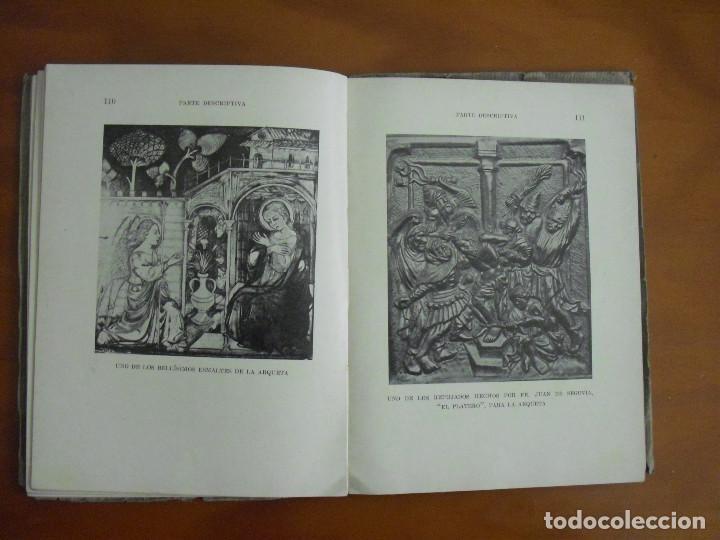 Libros antiguos: L-022 GUIA ILUSTRADA DEL MONASTERIO DE NTRA. SRA. GUADALUPE 1927 THOMAS .BARCELONA - Foto 6 - 75492967