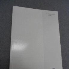 Libros antiguos: COLEGIO OFICIAL DE ARQUITECTOS DE MURCIA. MEMORIA 2003.. Lote 75727847