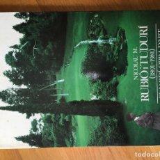 Libros antiguos: EL JARDÍ OBRA D'ART DE NICOLAU M. RUBIO I TUDURI. Lote 150495150