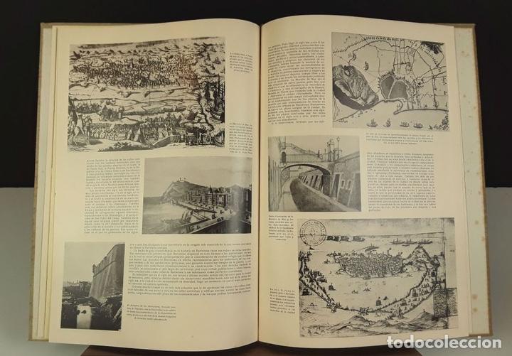 Libros antiguos: AGUSTÍN DURAN Y SANPERE. IDEA DE LA SUCESIVA TRANSFORMACIÓN DE BARCELONA (VER DESCRIPCIÓN). S/F. - Foto 5 - 79764729