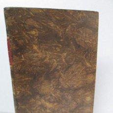 Libros antiguos: PROYECTO Y MEMORIA. FRANCISCO XAVIER BARRA. SOBRE LA CONDUCCION DE AGUAS A MADRID. 1832.. Lote 80870211