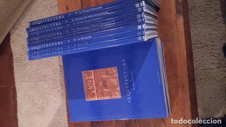 EL GRAN ARTE EN LA ARQUITECTURA - TOMOS SUELTOS - (Libros Antiguos, Raros y Curiosos - Bellas artes, ocio y coleccion - Arquitectura)