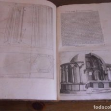 Libros antiguos: BAROZZI DA VIGNOLA: LE DUE REGOLE DELLA PROSPETTIVA..ROMA, 1583 1ª EDIC. ARQUITECTURA RENACIMIENTO. Lote 87617588