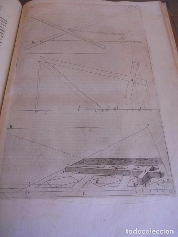 Libros antiguos: BAROZZI DA VIGNOLA: LE DUE REGOLE DELLA PROSPETTIVA..ROMA, 1583 1ª EDIC. ARQUITECTURA RENACIMIENTO - Foto 21 - 87617588
