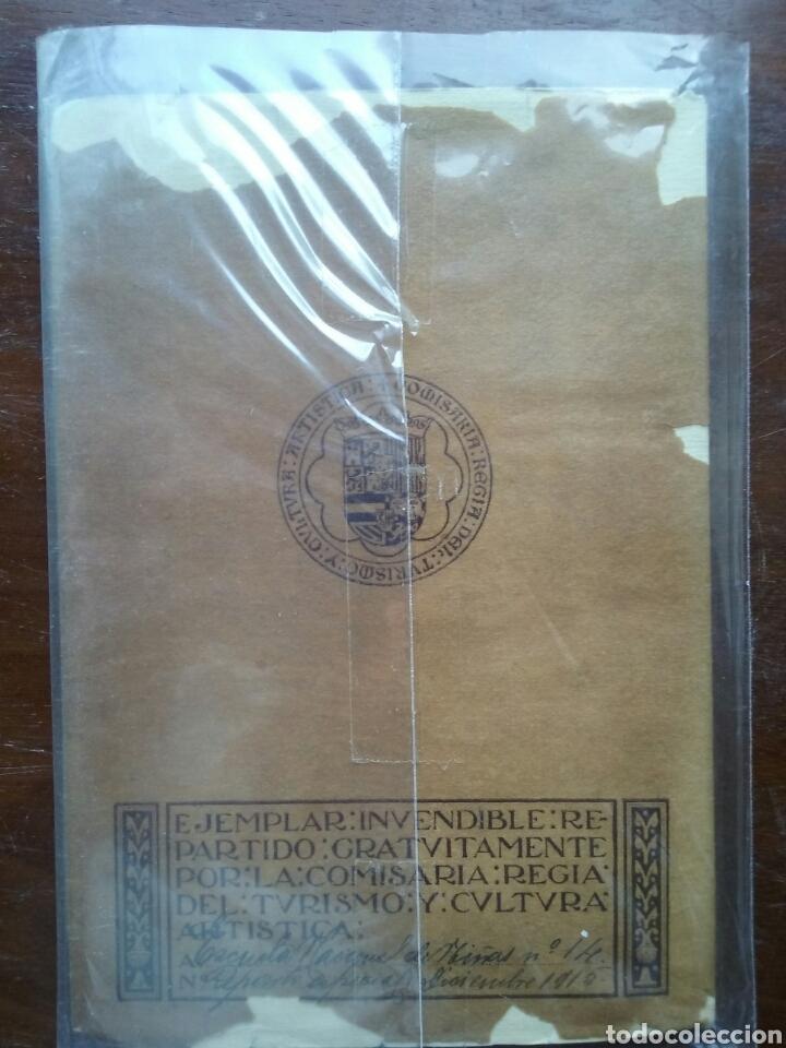 Libros antiguos: El arte en España Catedral de Burgos N 1, edición Thomas 1910 Firmado - Foto 2 - 88425034