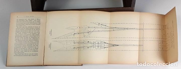 Libros antiguos: EL TEMPLE DE LA SAGRADA FAMILIA. I. PUIG BOADA. EDITORIAL BARCINO. 1929. - Foto 6 - 89837452