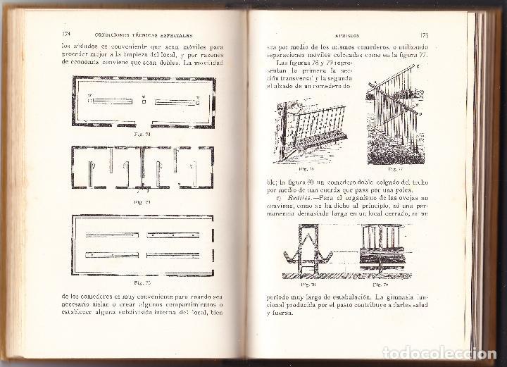 Libros antiguos: CONSTRUCCIONES RURALES - VICTOR NICCOLI - ALVAREZ VALDES - GILI EDITOR 1920 - Foto 4 - 89995420