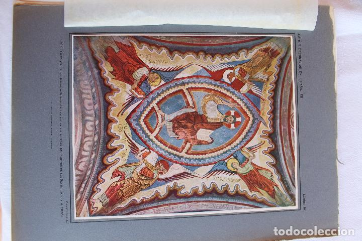 Libros antiguos: ARTE Y DECORACION ES ESPAÑA, ARQUITECTURA ARTE DECORATIVO, TOMO VII, CASELLAS MONCANUT EDITOR - Foto 7 - 207683996
