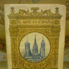 Libros antiguos: EL ARTE EN ESPAÑA: CATEDRAL DE BARCELONA, DE BUENAVENTURA BESSEGODA Y AMIGÓ. COL. THOMAS Nº 28.. Lote 93299275