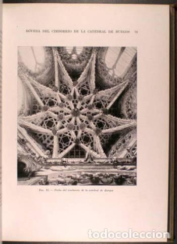 MAYER, AUGUSTO L: EL ESTILO GOTICO EN ESPAÑA. CON 155 FIGURAS. PRIMERA EDICIÓN. 1929 (Libros Antiguos, Raros y Curiosos - Bellas artes, ocio y coleccion - Arquitectura)