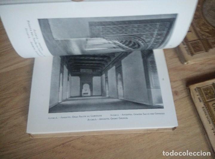 Libros antiguos: 3 ANTIGUOS LIBROS DE ARTE EN ESPAPÑA, Nº 1 GUADALAJARA , Nº 2 CATEDRAL BURGOSY Nº 12 POLLET, - Foto 5 - 96803455