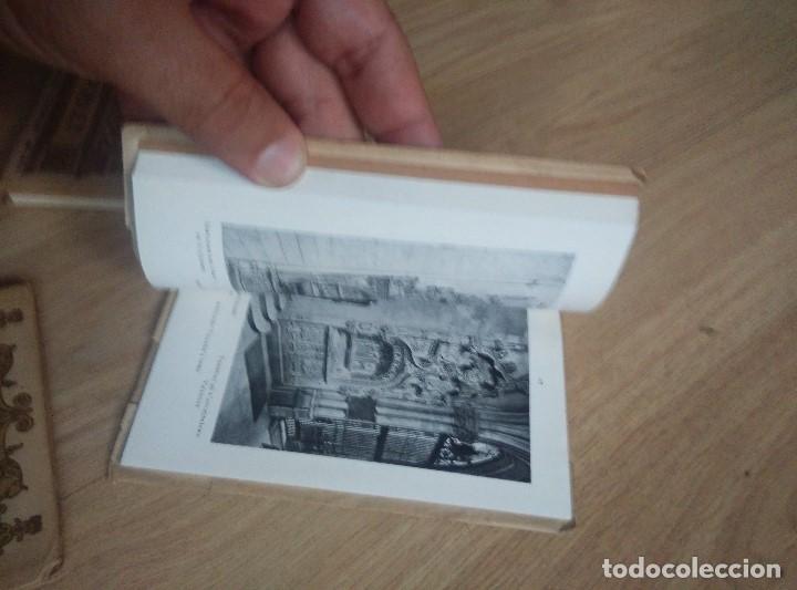 Libros antiguos: 3 ANTIGUOS LIBROS DE ARTE EN ESPAPÑA, Nº 1 GUADALAJARA , Nº 2 CATEDRAL BURGOSY Nº 12 POLLET, - Foto 8 - 96803455