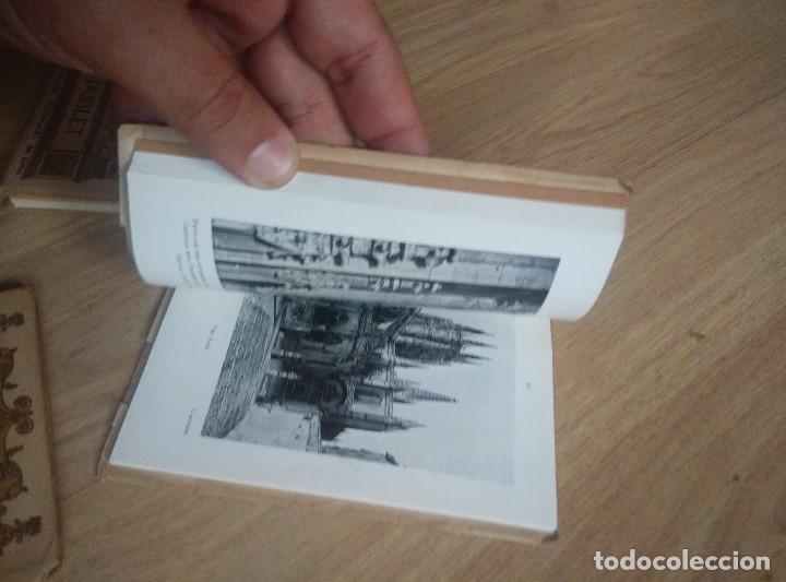 Libros antiguos: 3 ANTIGUOS LIBROS DE ARTE EN ESPAPÑA, Nº 1 GUADALAJARA , Nº 2 CATEDRAL BURGOSY Nº 12 POLLET, - Foto 9 - 96803455