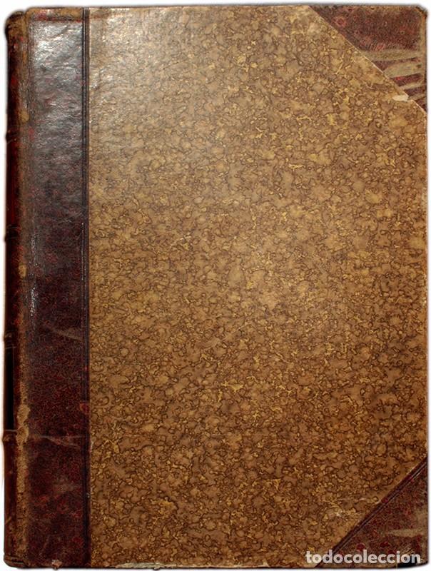 Libros antiguos: Libro Las Bellas Artes. Historia de la Arquitectura, La Escultura y la Pintura. José de Manjarrés - Foto 3 - 97465919