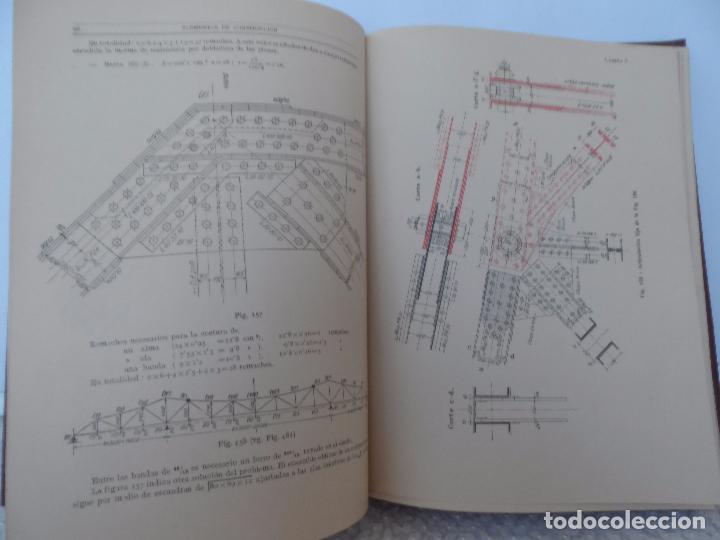 Libros antiguos: CONSTRUCCIONES DE HIERRO DE L. GEUSEN AÑO 1926 - Foto 2 - 98813499
