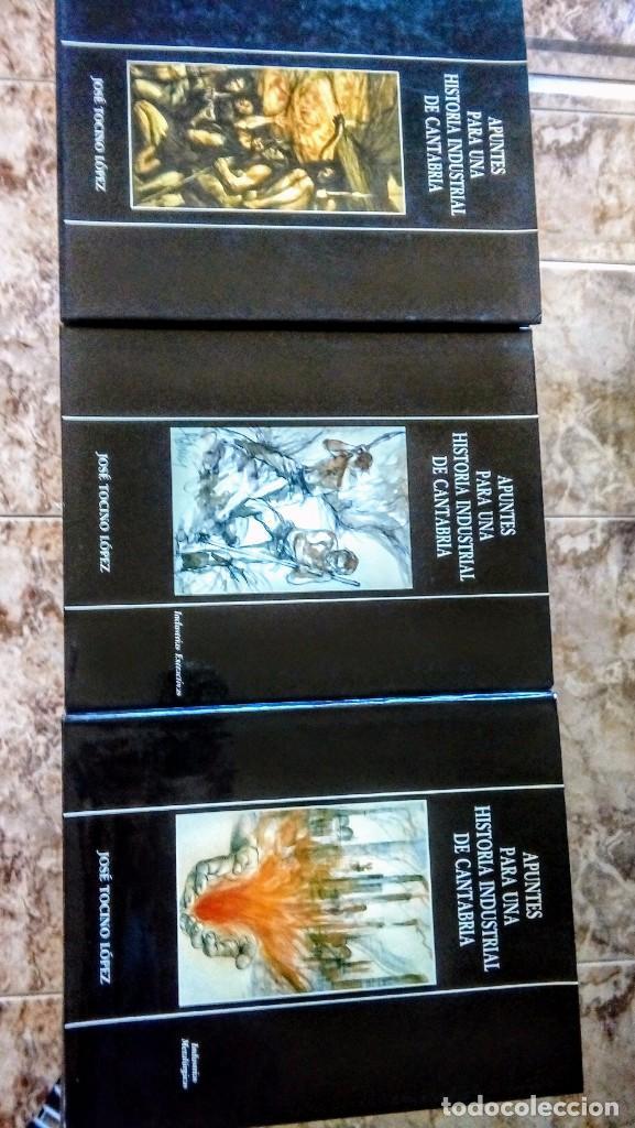 APUNTE PARA UNA HISTORIA INDUSTRIAL EN CANTABRIA (Libros Antiguos, Raros y Curiosos - Bellas artes, ocio y coleccion - Arquitectura)