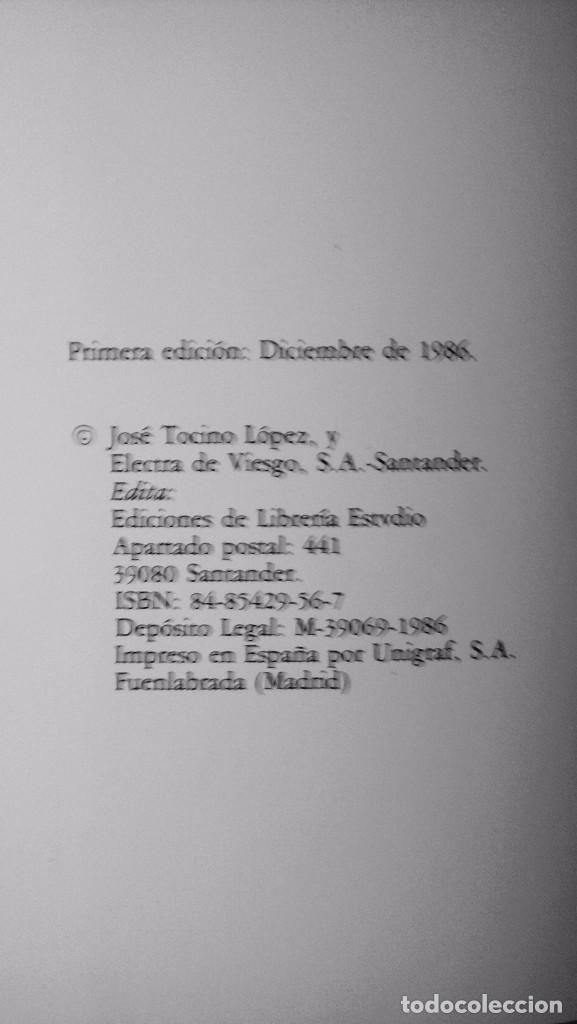 Libros antiguos: Apunte para una historia industrial en Cantabria - Foto 2 - 101762899