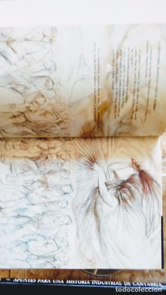 Libros antiguos: Apunte para una historia industrial en Cantabria - Foto 5 - 101762899
