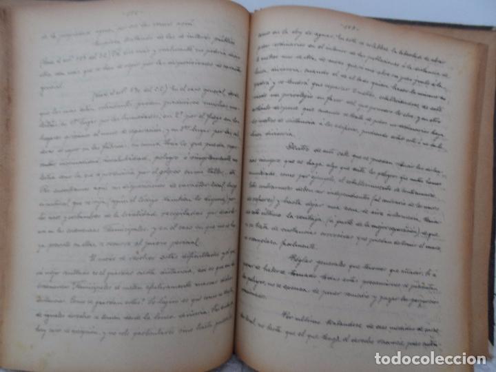 Libros antiguos: ARQUITECTURA LEGAL APUNTES DE 1848 - Foto 2 - 102297831