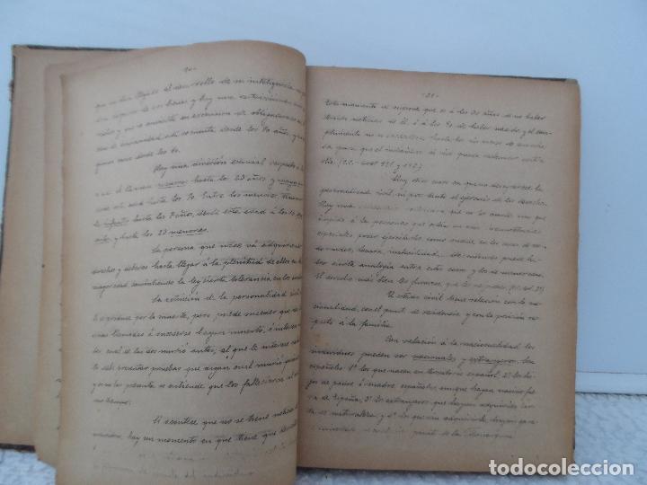 Libros antiguos: ARQUITECTURA LEGAL APUNTES DE 1848 - Foto 3 - 102297831