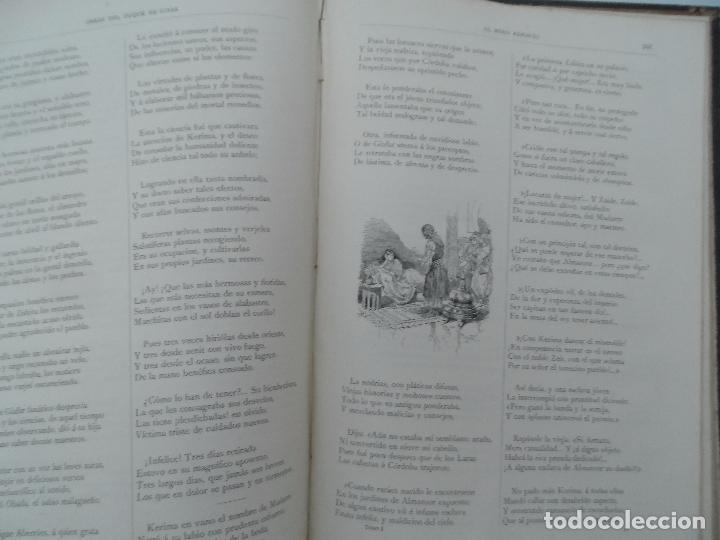 Libros antiguos: OBRAS COMPLETAS DEL DUQUE DE RIVAS DOS TOMOS DE 1885 - Foto 6 - 102298135