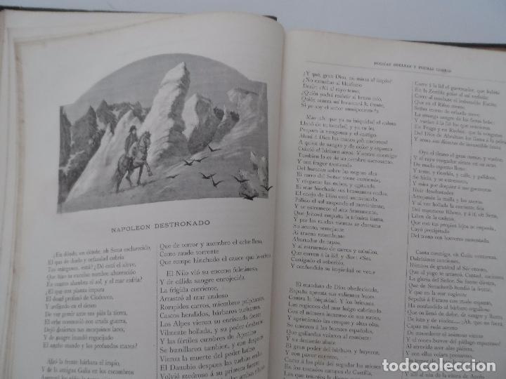 Libros antiguos: OBRAS COMPLETAS DEL DUQUE DE RIVAS DOS TOMOS DE 1885 - Foto 7 - 102298135