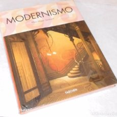Libros antiguos: MODERNISMO KLAUS-JÜRGEN SEMBACH . SPANISH NUEVO, SIN ABRIR. Lote 102409347